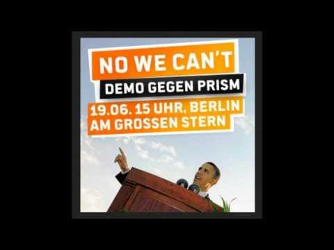 Hintergrund des Internetspähprogramms PRISM