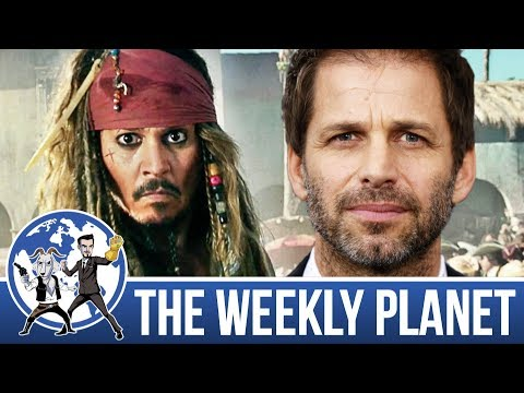 Zack Snyder Leaves Justice League & Pirates 5 Review - The Weekly Planet Podcast