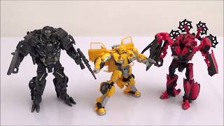 Studio Series 18 - Deluxe Class Bumblebee (Review in French)