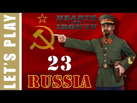 HOI4 Russian Rampage World Conquest 23