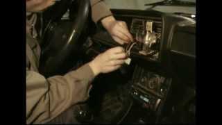 автовключение/ выкл. видеорегистратора