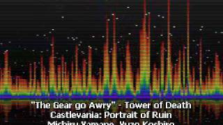The Gears Go Awry - Tower of Death - Castlevania: Portrait of Ruin