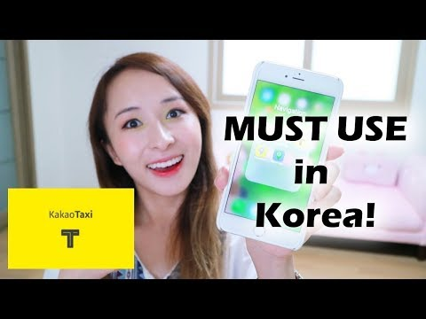 "EASY Guide to Kakao Taxi | Korean ""Uber"" App"