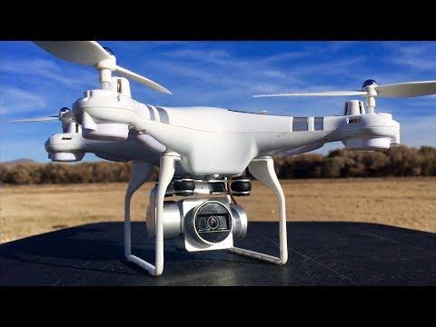 X52HD RC Drone RTF with 720P HD Camera Mp3