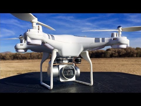X52HD RC Drone RTF with 720P HD Camera