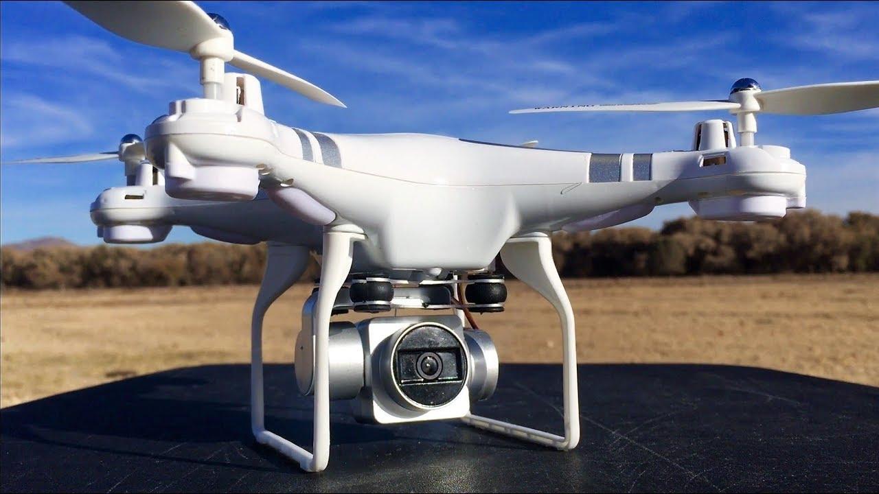 X52HD RC Drone RTF with 720P HD Camera
