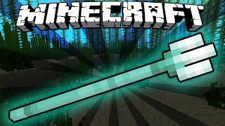 How The Trident was Made - Minecraft