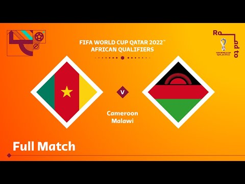 Cameroon v Malawi | FIFA World Cup Qatar 2022 Qualifier | Full Match