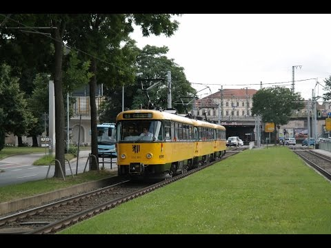Tatras in Leipzig und Dresden! Mitfahrten mit tollem Sound! Sommerprogramm #09 XXL
