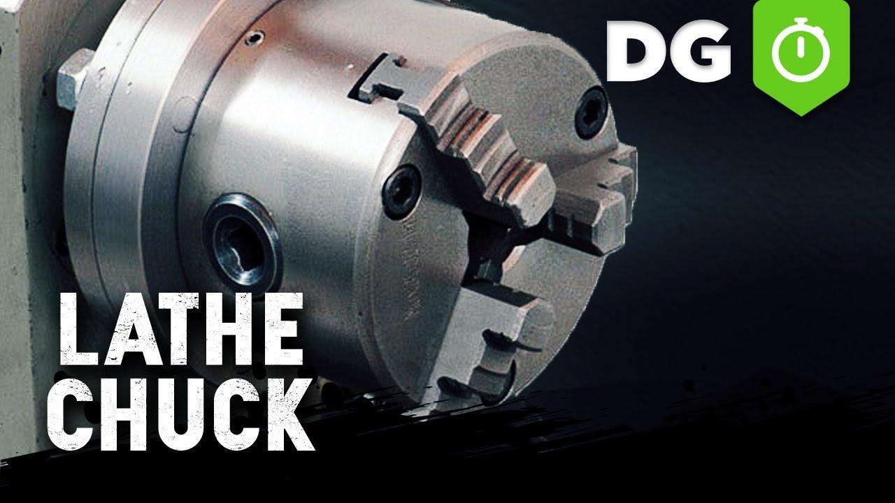 Lathe Chuck Removal - Quick  U0026 Easy