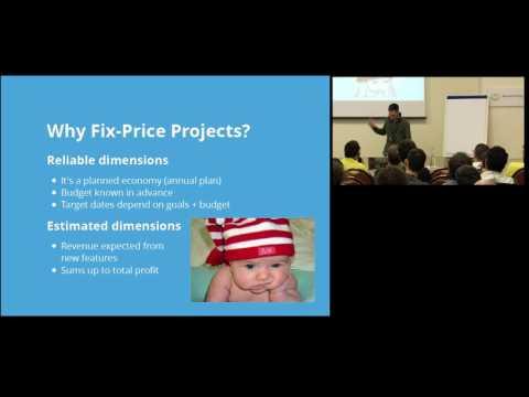 Image from Progetti a prezzo fisso e l'Agile