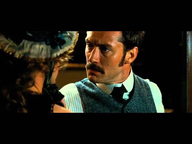 Sherlock Holmes 2. -- Árnyjáték magyar előzetes