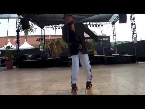 R&B Roller Skating at the Fair