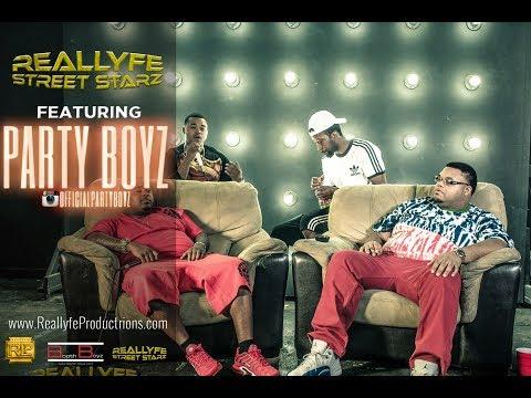 "#ReallyfeStreetStarz - The Party Boyz on quick success of ""Flex"" single, bad contracts + more!"