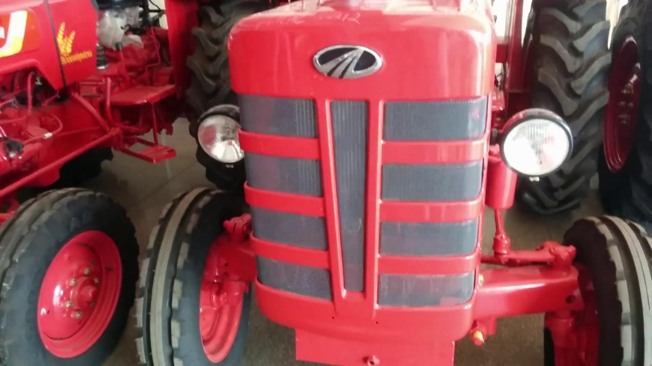 New Mahindra 575 DI XP tractor
