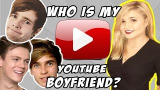 WHO IS LITTLE KELLYS YOUTUBE BOYFRIEND?! Kelly and Carly Vlogs