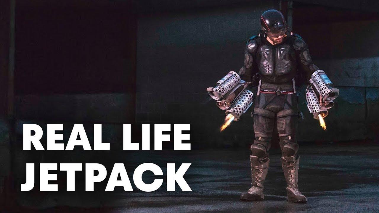 Hasil gambar untuk iron man jet pack