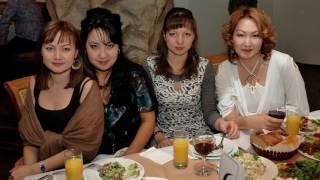 На праздновании 15-летия компании. Бизнес в Казахстане.