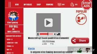 Youtube tycoon | Dem views