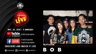 Rakista Live. Feat Bob