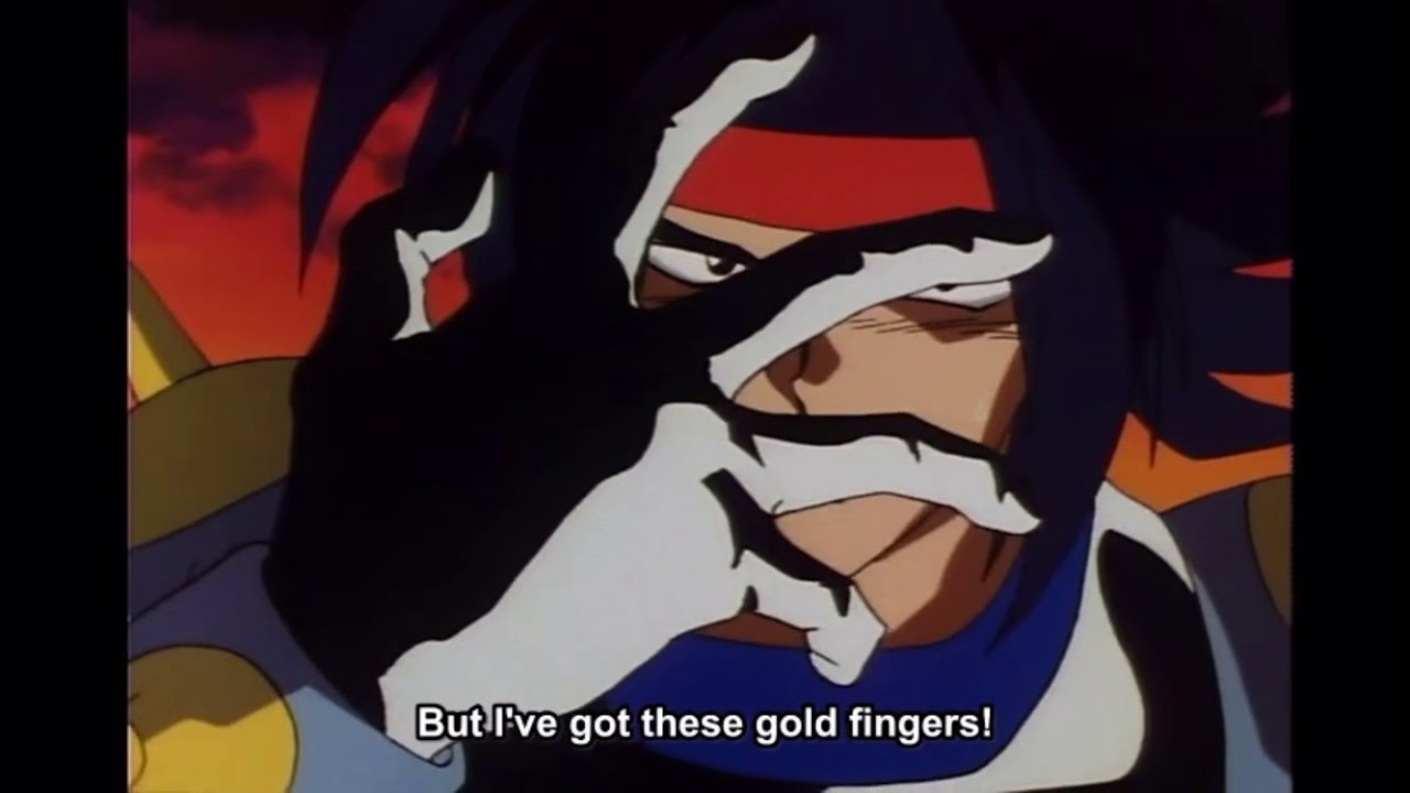 18+ G Gundam Shining Finger Sword Images 8