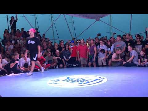 VADOS VS MASHINA |POWER MOVE 1/8| YALTA SUMMER JAM 2019