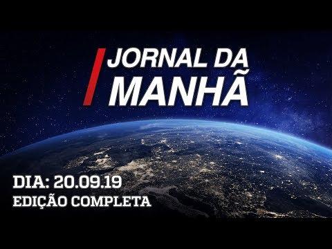 Jornal da Manhã - Edição completa - 20/09/19