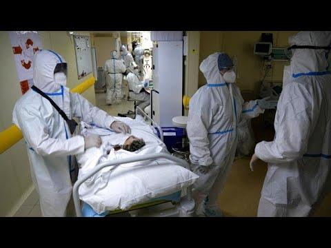 Download Aumentan las muertes por COVID-19 en Reino Unido y Rusia