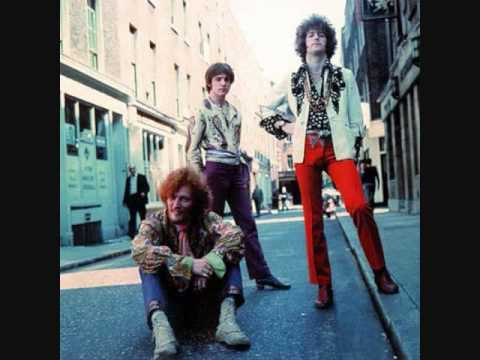 Cream sitting on top of the world live 1967