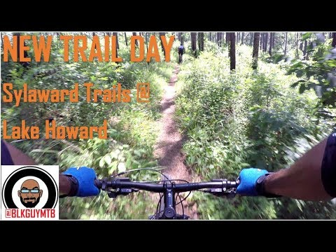 NEW TRAIL DAY | SYLAWARD TRAILS SYLACAUGA, AL
