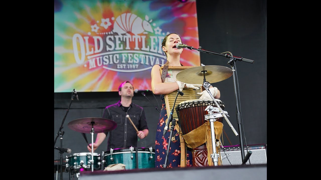 Old Settlers Music Festival 2017 - Let's Dance