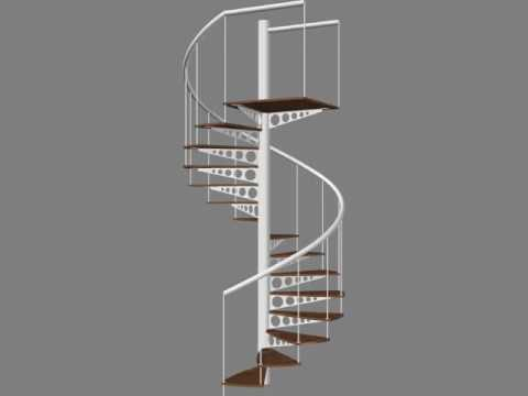 Escalera Caracol Youtube