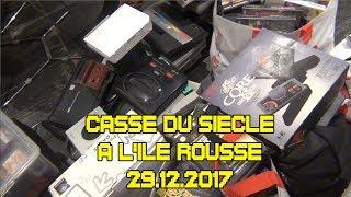 Casse Retrogaming du siècle à l'Île Rousse 29.12.2017