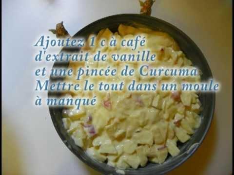 gâteau-léger-aux-pommes-et-curcuma---recette-facile-&-diététique