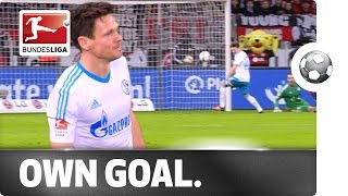 Late Equaliser - Chicharito Forces Riether Own Goal
