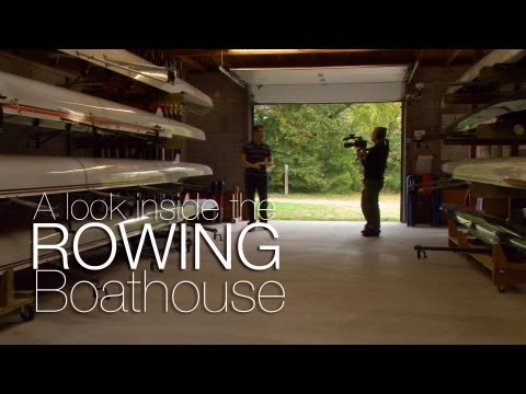 Tour of the Boathouse