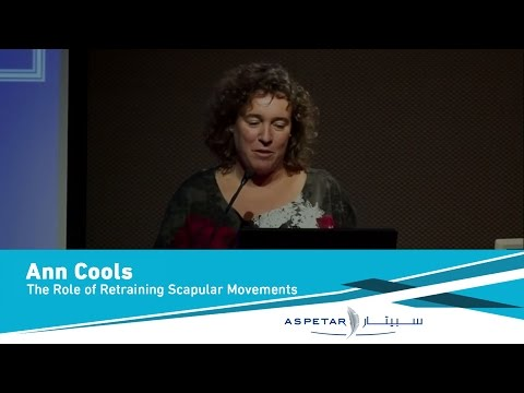 The Role of Retraining Scapular Movements   by Ann Cools
