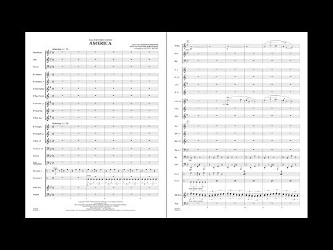 America (from West Side Story) by Leonard Bernstein/arr. Michael Brown