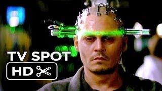 Transcendence TV SPOT - Human (2014) - Johnny Depp Sci-Fi Movie HD