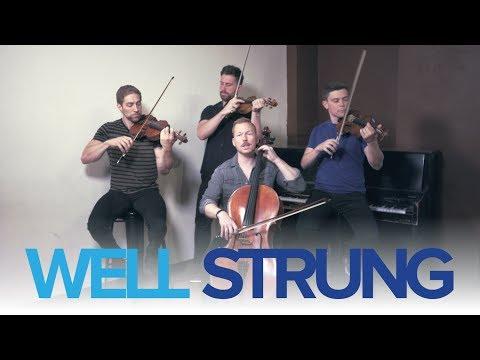 WELL-STRUNG: Waving Through a Window (Dear Evan Hansen)
