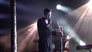 Perfume Genius - Floating Spit (live at Warandepark, Brussels)