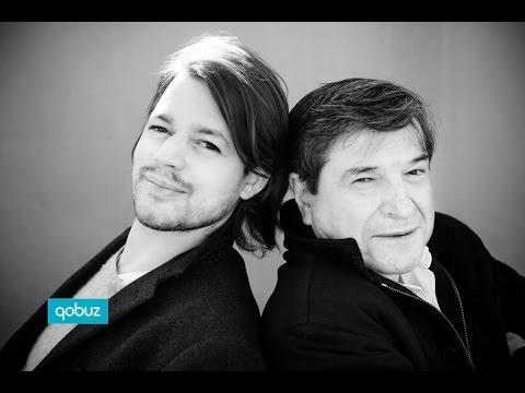 David Fray et Jacques Rouvier : interview vidéo Qobuz