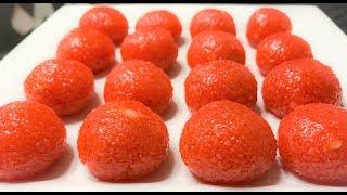 Motichur Laddu Recipe | Motichoor Laddu Recipe | Motichur Ladoo Recipe | Indian Popular Sweet Recipe