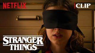 El & Max Spy On Their Boyfriends| Stranger Things 3 | Netflix