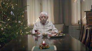El anuncio más emotivo de la Navidad 2015 en Español [HD]- Navidad a la Carta