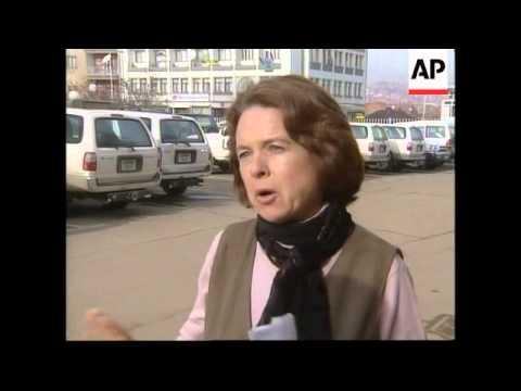 KOSOVO: URANIUM SCARE LATEST