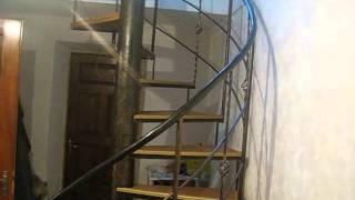 Как сделать винтовую лестницу своими руками в домашних условиях(Основной канал-http://www.youtube.com/channel/UC8ylofig25CGILdRp-4Okmw Группа в контакте-http://vk.com/club63976996 Группа в одноклассниках-..., 2013-06-17T18:48:18.000Z)