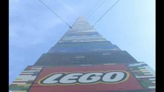 München: Mit 550.000 Legosteinen zum Weltrekord