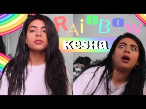 Kesha - Rainbow Reaction