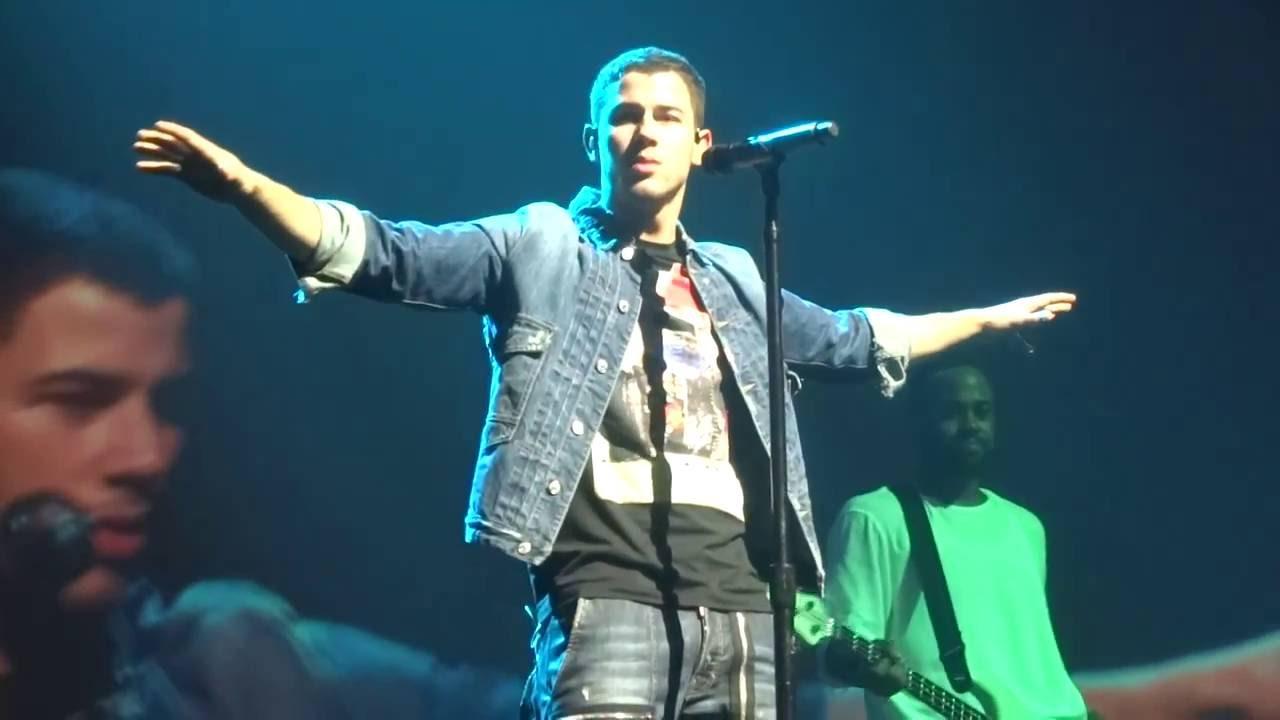 Download Nick Jonas - Touch Live - Future Now Tour - 8/18/16 - San Jose, CA - [HD]